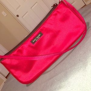 Kate Spade red small purse